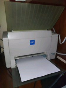 Minolta-QMS PagePro 1250W Laser Printer with high yield toner