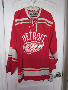 Detroit Red Wings Winter Classic Jersey London Ontario image 1
