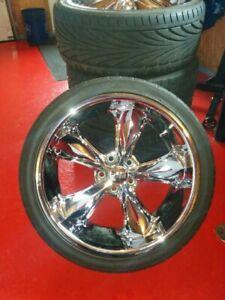 roue a vendre