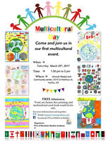 Multicultural Day - Community Event