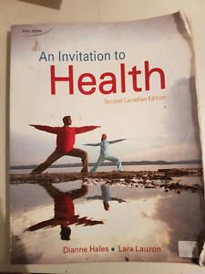 An Inavation to Health 2nd edition