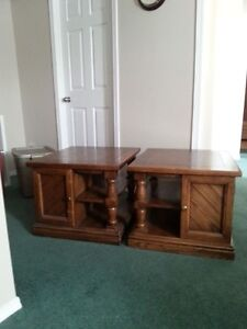 End Tables Manufactured by Kroehler for sale