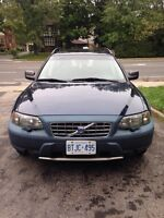 **REDUCED** Volvo XC70 (with additional winter tires)