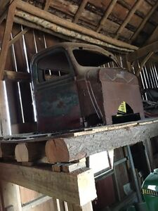 1935 Ford Truck Cab
