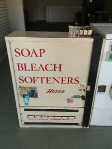Soap vending machine for sale, working condition