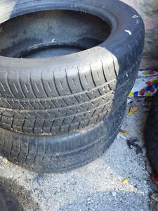 Like New Defender Radial Tires P205/50 R15
