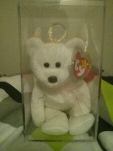 "100% Authentic ""Halo"" Beanie Baby with Original Tags"