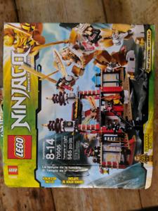 Lego Ninjago 70505