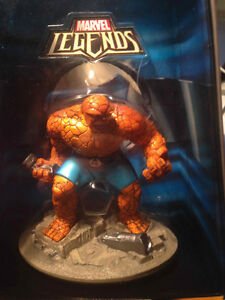 MARVEL- THE THING Titanium Serie. DieCast 4+ West Island Greater Montréal image 3
