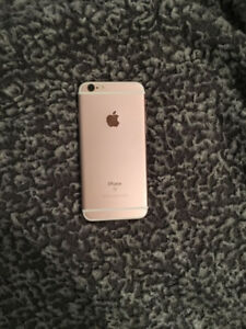iPhone 6s 32go rose gold à vendre