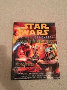 Star Wars - The New Essential Chronology - Brand New