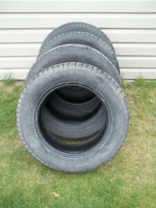 185/65r14 Nokian Winter Tires and Rims