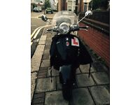 Vespa gt 125 immaculate