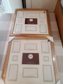 2 × picture frames