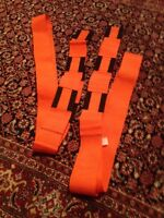 """""""Forearm Forklift"""" moving/lifting straps"""