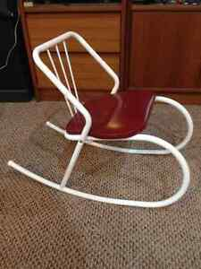 Rocking Chair Kids sized - in front of TV for Games or reading