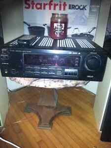 Vintage JVC receiver with remote