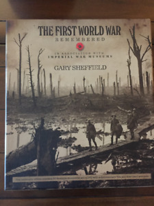 The First World War Remembered (Box Edition)
