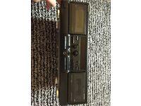 Technics dual cassette player - RS-TR474
