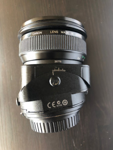 For Sale Canon 45mm TS-E Lens.