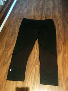 Lululemon Pace Rival Crops