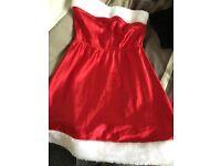 Santa girl suit still available