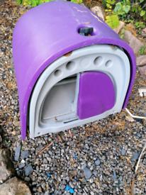 Eglu classic rabbit hutch
