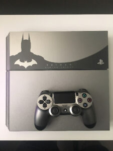 Batman Arkham Knight Edition PS4 and Controller