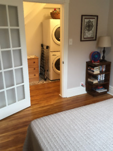 AVAILABLE JAN 23 - ALL INCLUSIVE FURNISHED LARGE 2 BDRM APT