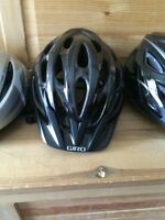 2 Bike Helmets   CALLS ONLY