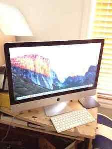 I Mac i7 2 TB  16 mem 2011