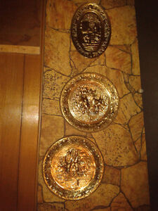 Copper and Bronze decorations / Decorations en Cuivre et Bronze