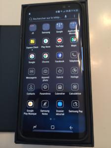 Samsung Galaxy S8 NEUF 64go