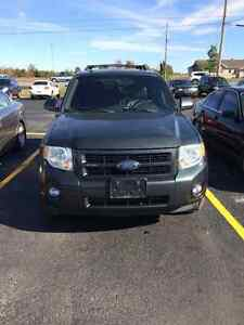 2008 Ford Escape AWD V6 Limited Edition