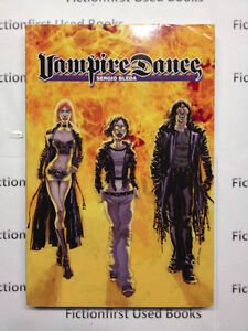 "Graphic Novel: ""Vampire Dance"""