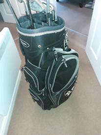 Free golf bag