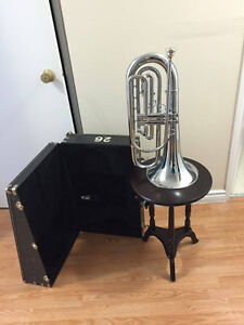 Dynasty Two Valve Marching Euphonium PRICED TO SELL