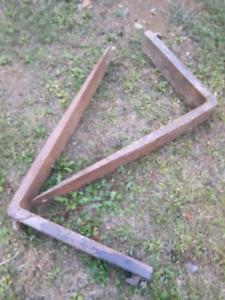 Heavy  Duty  pallet forks