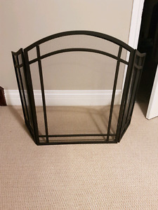 Brand new fireplace screen