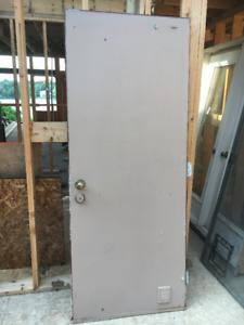 Steel External Door