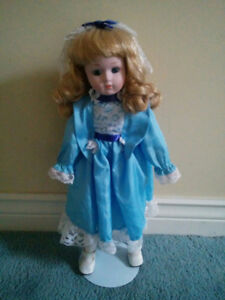 China Doll, great condition, $10
