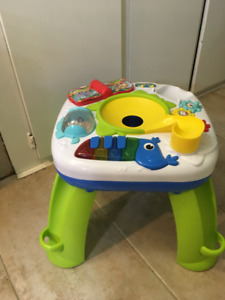 Toddler Activity Centre table