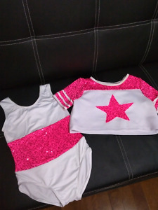 Girls Dance/Gymnastics Outfit