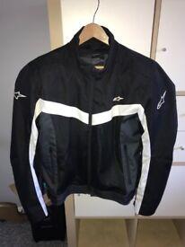 Mens Alpinestars Radon Air Motorbike Jacket