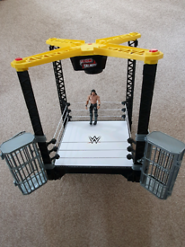 WWE Tough Talkers Wrestling Ring