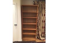 Oak Effect IKEA Bookcase