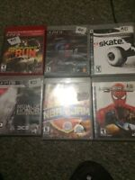 playstation 3 games 10 each obo