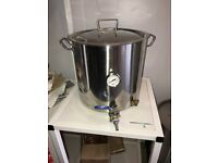 Home brewing kettle - 33l
