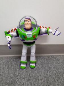 Buzz l'éclair (buzz lightyear) histoire de jouet, parle français