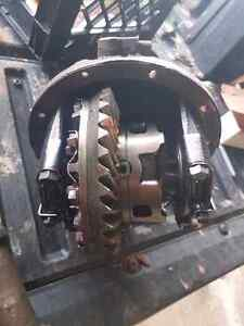 Toyota third member and manifold